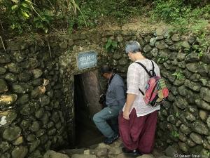 DMZ Deluxe Tour - Vinh Moc Tunnel